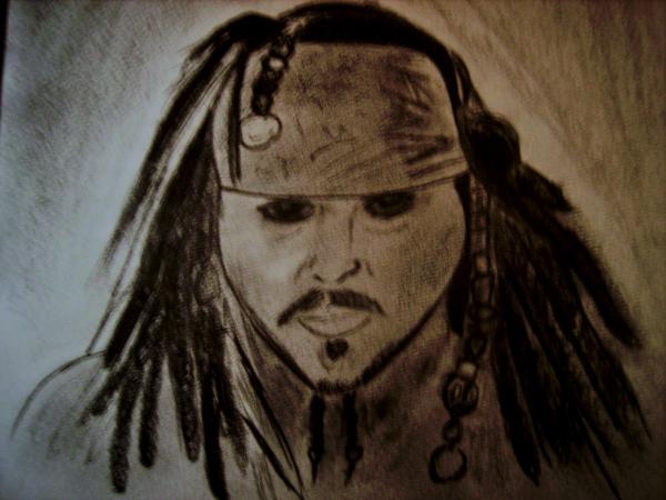 Johnny Depp par lita